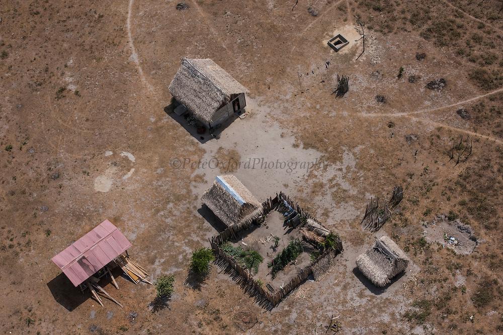 Amerindian House<br /> Shulinab<br /> Savanna <br /> Rupununi<br /> GUYANA<br /> South America
