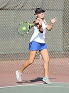 2018-19 San Dimas Girls Varsity Tennis