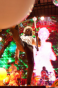 The Flaming Lips performing Dark Side of the Moon featuring Stardeath and White Dwarfs at the second day of the 2010 Bonnaroo Music & Arts Festival on June 11, 2010 in Manchester, Tennessee. The four-day music festival features a variety of musical acts, arts and comedians..Photo by Bryan Rinnert/3Sight Photography