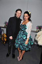 CHRISTOPHER KANE and BIP LING at the Vogue Festival 2012 in association with Vertu held at the Royal Geographical Society, London on 20th April 2012.