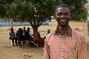 Michael Zoogah is the head teacher at Tonga Junior High School in Talensi Nabdam, Ghana.