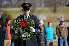 12/15/17 Wreaths Across America @ Bridgeport Cemetery