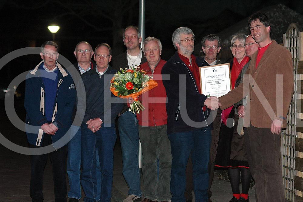 060410,dalfsen,nederland,<br /> uitreiking vrienden van dalfsen prijs, fotografiefrankuijlenbroek&copy;2006sanderuijlenbroek