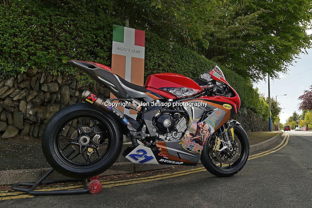 #60 Peter Hickman RAF Reserves BMW Feridax MCE British Superbikes