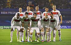 20121024 CRO: UEFA CL Dinamo Zagreb - Paris Saint Germain, Zagreb