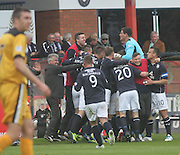 - Dundee v Dumbarton, SPFL Championship, Helicopter Saturday at Dens Park<br /> <br />  - &copy; David Young - www.davidyoungphoto.co.uk - email: davidyoungphoto@gmail.com