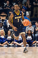 December 16, 2017 - Cincinatti, Ohio - Cintas Center: ETSU guard Desonta Bradford (1)<br /> <br /> Image Credit: Kevin Schultz