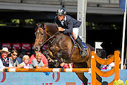 Steven Veldhuis - Evalien<br /> FEI World Breeding Jumping Championships for Young Horses 2016<br /> © DigiShots