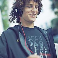 Rio de Janeiro, Brasil, June 30 of 2011:     David Luis for Nike Campaign. (Photo: Caio Guatelli)
