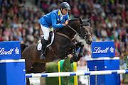 Christian Ahlmann - Codex One<br /> World Equestrian Festival, CHIO Aachen 2013<br /> © DigiShots