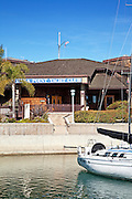 Dana Point Yacht Club In The Harbor