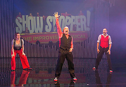 The Pleasance Edinburgh Fringe Festival launches its 2016 programme hosted by comedian Susan Calman<br /> <br /> Pictured: Show Stopper! The Improvisation Musical