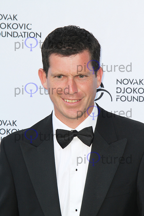 Tim Henman, Novak Djokovic Foundation London gala dinner, The Roundhouse London UK, 08 July 2013, (Photo by Richard Goldschmidt)