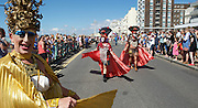 Brighton Pride <br /> parade, atmosphere and music in Preston Park, Brighton, East Sussex, Great Britain <br /> 6th August 2016 <br /> <br /> <br /> Brighton Pride <br /> <br /> Photograph by Elliott Franks <br /> Image licensed to Elliott Franks Photography Services