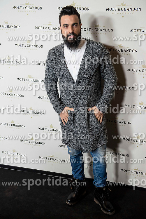 "02.12.2015, Madrid, ESP, Moet & Chandon Party, OpenTheNow, im Bild Ivan Sevilla Perez (Huecco) attends to the // Red Carpet of the party ""OpenTheNow of Moet & Chandon in Madrid, Spain on 2015/12/02. EXPA Pictures © 2015, PhotoCredit: EXPA/ Alterphotos/ BorjaB.hojas<br /> <br /> *****ATTENTION - OUT of ESP, SUI*****"