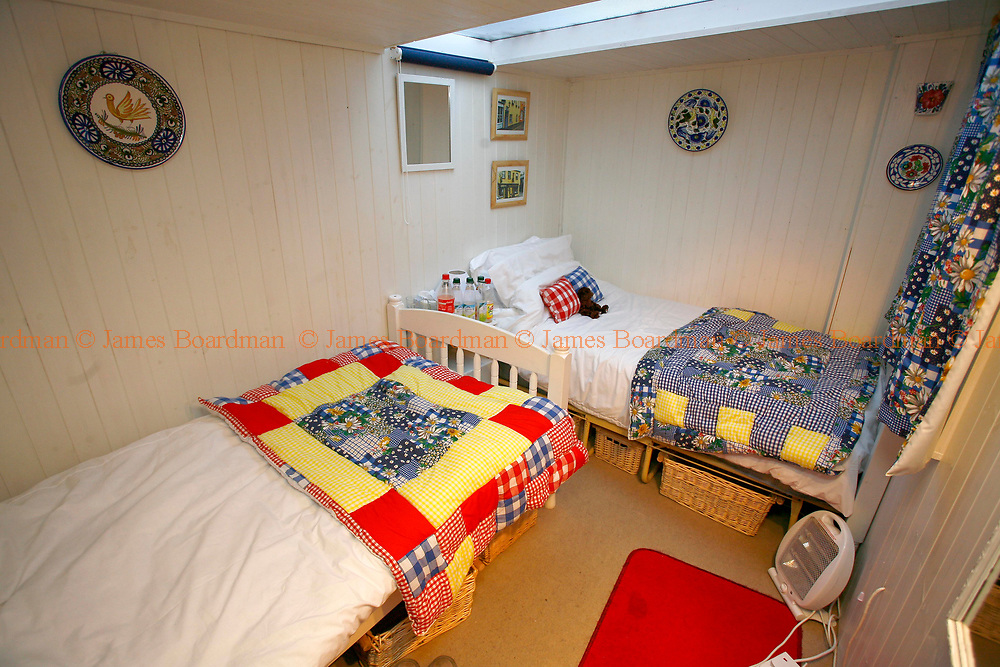 JAMES BOARDMAN / 07967642437<br /> Inside the new extension to Richard and Jo Kings property in Broadstairs, Kent. Richard and Jo rent the new room to foreign students.