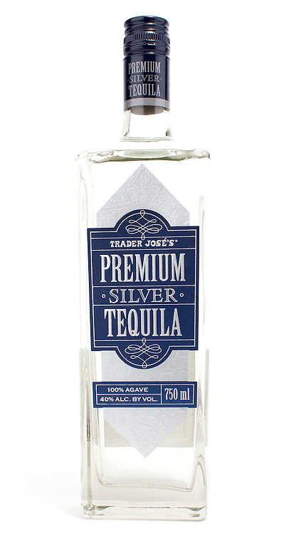 Trader Jose's Premium Silver Tequila -- Image originally appeared in the Tequila Matchmaker: http://tequilamatchmaker.com
