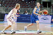 DESCRIZIONE : Riga Latvia Lettonia Eurobasket Women 2009 Qualifying Round Russia Italia Russia Italy<br /> GIOCATORE : Mariangela Cirone<br /> SQUADRA : Italia Italy<br /> EVENTO : Eurobasket Women 2009 Campionati Europei Donne 2009 <br /> GARA : Russia Italia Russia Italy<br /> DATA : 14/06/2009 <br /> CATEGORIA : palleggio<br /> SPORT : Pallacanestro <br /> AUTORE : Agenzia Ciamillo-Castoria/E.Castoria