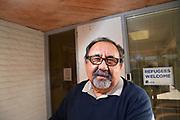U.S. Congressman Raul M. Grijalva, Arizona District 3, Democrat, at his office, Tucson, Arizona, USA.