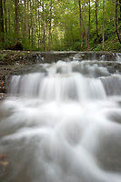 Waterfall on Clifty Creek, Clifty Falls State Park, Indiana
