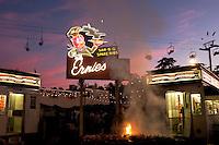 Ernie's Barbeque Spare Ribs Shack at the L.A. County Fair, Pomona, California