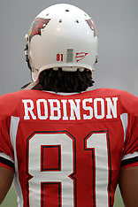 Laurent Robinson  Illinois State Redbird Football Photos
