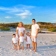 Caravati Family Beach Photos