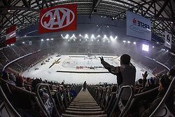 03.01.2015, Klagenfurter Wörthersee Stadion, Klagenfurt, AUT, EBEL, EC KAC vs EC VSV, 35. Runde, in picture View on the ice rink during the Erste Bank Icehockey League 35. Round between EC KAC and EC VSV at the Klagenfurter Wörthersee Stadion, Klagenfurt, Austria on 2015/01/03. Photo by Matic Klansek Velej / Sportida