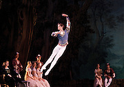 Swan Lake<br /> Mariinsky Ballet <br /> presented by Victor Hochhauser<br /> at The Royal Opera House, London, Great Britain <br /> 25th July 2011<br /> <br /> Alexander Paris<br /> <br /> Photograph by Elliott Franks