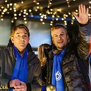 NLD/Amstelveen/20181222 - SBS Kerstparade 2018, Bart Ettekhoven, Winston Gerstanowitz