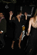 MILLA JOVOVICH, CARMEN HAWK & HARVEY NICHOLS CELEBRATE THE LAUNCH OF JOVOVICH-HAWK. FIFTH FLOOR CAFƒ. HARVEY NICHOLS. london.  27 April 2006. ONE TIME USE ONLY - DO NOT ARCHIVE  © Copyright Photograph by Dafydd Jones 66 Stockwell Park Rd. London SW9 0DA Tel 020 7733 0108 www.dafjones.com