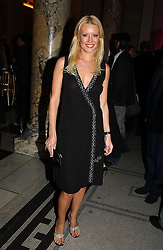 DENISE VAN OUTEN at the 2004 British Fashion Awards held at Thhe V&A museum, London on 2nd November 2004.<br /><br />NON EXCLUSIVE - WORLD RIGHTS