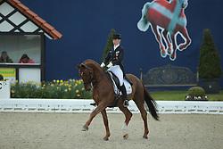 Lutkemeier Fabienne, (GER), D Agostino 5<br /> Qualification Grand Prix Kur<br /> Horses & Dreams meets Denmark - Hagen 2016<br /> © Hippo Foto - Stefan Lafrentz