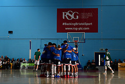 - Photo mandatory by-line: Alex James/JMP - 15/12/2018 - BASKETBALL - SGS Wise Arena - Bristol, England - Bristol Flyers v Manchester Giants - British Basketball League Championship