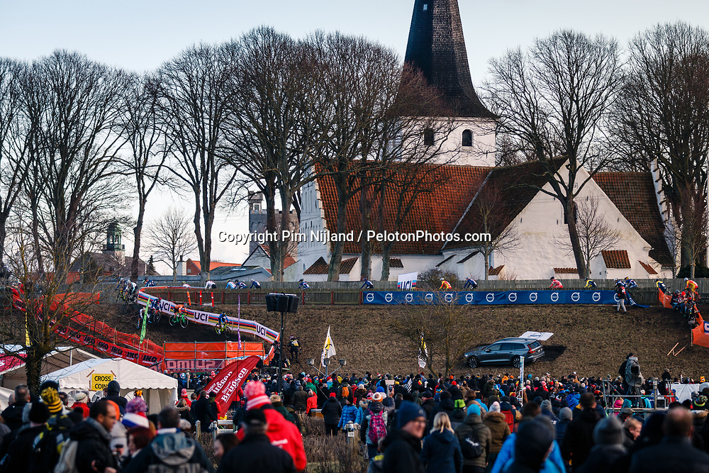 2019 Men Elite UCI Cyclo-cross World Championships at Bogense, Denmark, 3 Februari 2019. Photo by Pim Nijland / PelotonPhotos.com | All photos usage must carry mandatory copyright credit (Peloton Photos | Pim Nijland)