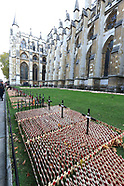 The Royal British Legion Westminster Abbey Field of Remembrance