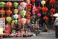 Hanoi, Vietnam, October 2008. Several streetmarkets serve the population of Hanoi.  Vietnam is an upcoming player in the travel industry. Photo by Frits Meyst/Adventure4ever.com