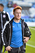 Stephen Quinn before the Capital One Cup match between Portsmouth and Reading at Fratton Park, Portsmouth, England on 25 August 2015. Photo by Adam Rivers.