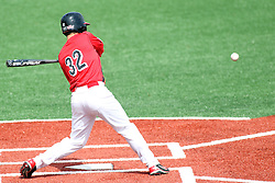 06 April 2013:  Batter Daniel Dwyer during an NCAA division 1 Missouri Valley Conference (MVC) Baseball game between the Missouri State Bears and the Illinois State Redbirds in Duffy Bass Field, Normal IL