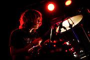 Nashville's JEFF The Brotherhood performing at The Firebird in Saint Louis, Missouri. July 1st, 2011.
