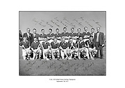 Cork All Ireland Senior Hurling Champions, September 7th 1953