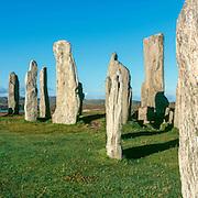 Calanais Standing Stones, Isle of Lewis, Outer Hebrides, Scotland