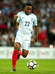 Raheem Sterling of England - Mandatory by-line: Robbie Stephenson/JMP - 04/09/2017 - FOOTBALL - Wembley Stadium - London, United Kingdom - England v Slovakia - 2018 FIFA World Cup Qualifier