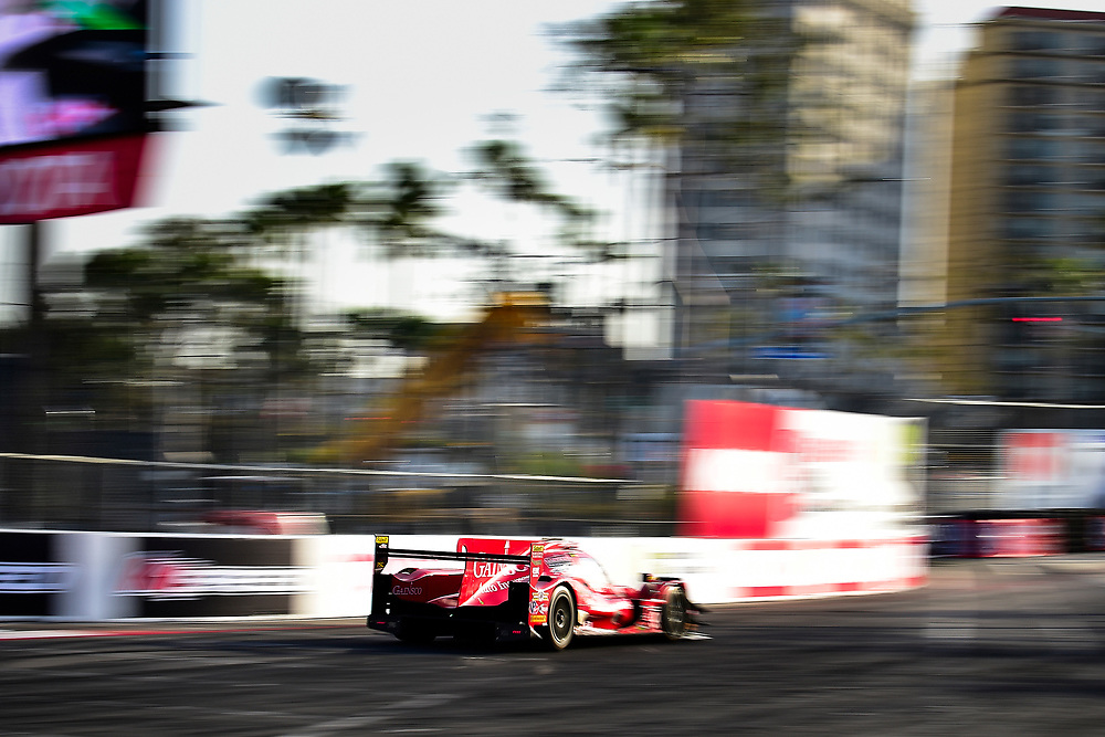 #31 Action Express Racing Cadillac DPi, P: Eric Curran, Felipe Nasr<br /> Friday 13 April 2018<br /> BUBBA burger Sports Car Grand Prix at Long Beach<br /> Verizon IndyCar Series<br /> Streets of Long Beach CA USA<br /> World Copyright: Scott R LePage<br /> LAT Images