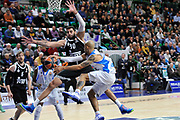 DESCRIZIONE : Eurolega Euroleague 2014/15 Gir.A Dinamo Banco di Sardegna Sassari - Real Madrid<br /> GIOCATORE : David Logan Ioannis Bourousis<br /> CATEGORIA : Passaggio Penetrazione Difesa<br /> SQUADRA : Dinamo Banco di Sardegna Sassari<br /> EVENTO : Eurolega Euroleague 2014/2015<br /> GARA : Dinamo Banco di Sardegna Sassari - Real Madrid<br /> DATA : 12/12/2014<br /> SPORT : Pallacanestro <br /> AUTORE : Agenzia Ciamillo-Castoria / Luigi Canu<br /> Galleria : Eurolega Euroleague 2014/2015<br /> Fotonotizia : Eurolega Euroleague 2014/15 Gir.A Dinamo Banco di Sardegna Sassari - Real Madrid<br /> Predefinita :