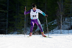IWAMOTO Keigo, JPN, Long Distance Cross Country, 2015 IPC Nordic and Biathlon World Cup Finals, Surnadal, Norway