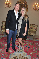 CHLOE DELEVINGNE and ED GRANT at Tatler's Jubilee Party in association with Thomas Pink held at The Ritz, Piccadilly, London on 2nd May 2012.