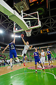15032013 - Siroki WWIN versus Union Olimpija in ABA League basketball match