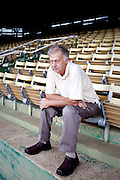 Rickwood Field in Birmingham, Alabama is touted as America's Oldest Baseball Park. It opened August 18, 1910 and celebrates its 100th anniversary this year. Paul Seitz was the starting pitcher for the first integrated game in Birmingham.