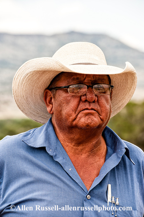 Henry Real Bird, Crow Indian, Poet, Author, Bucking Horse Contractor, Montana